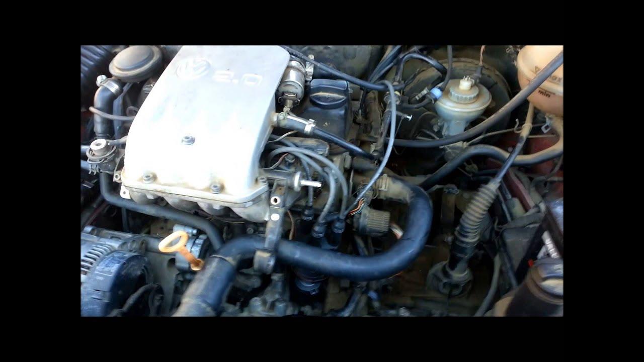 2001 Jetta Vr6 Vacuum Diagram Central Heating Y Plan Wiring Volkswagen 2 Aba Engine
