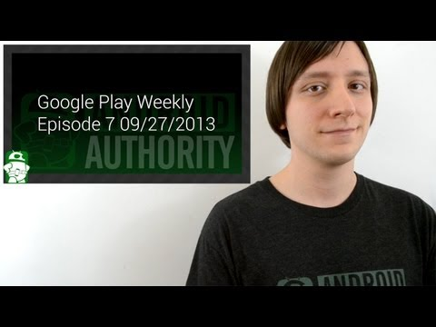 Google Play Weekly Episode 7 – Google updates all the things, Final Fantasy 5 is out, and more!