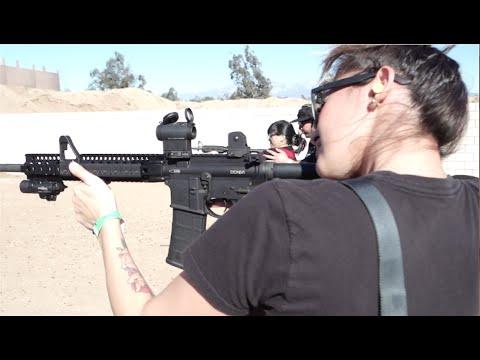 SHOOTING RANGE ADVENTURES