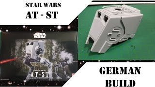 AT-ST Star Wars 1:48 von Bandai German Build