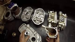 Обзор деталей двигателя жидкостного охлаждения ИМЗ 8.104