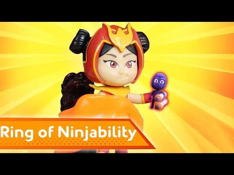 Ring Of Ninjability 💜 PJ Masks Creations   Play With PJ Masks