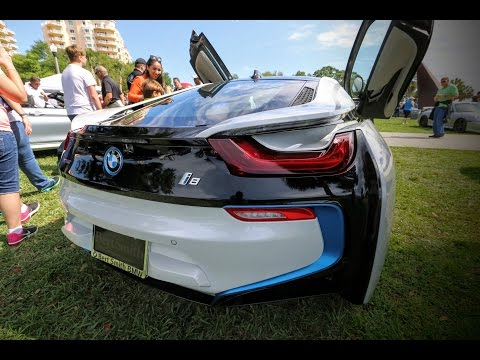 FESTIVALS OF SPEED TAMPA / ST PETERSBURG-The most beautiful car of the world