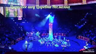 Цирк на проспекте вернадского Шоу Царевна Несмеяна