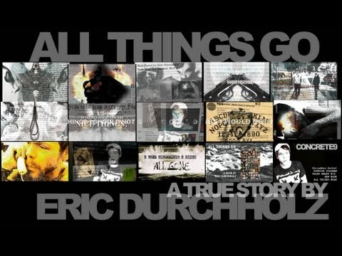 ALL THINGS GO Book Trailer