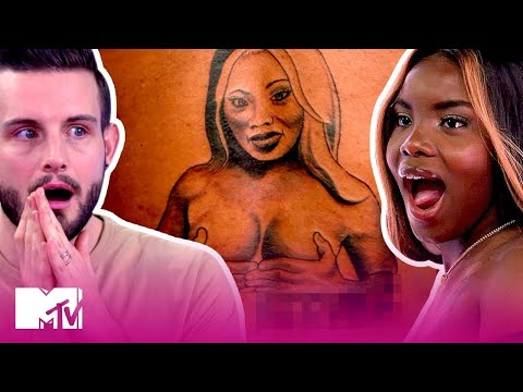 This 'Extreme' Tattoo Makes These BFFs Cry  How Far Is Tattoo Far?  MTV