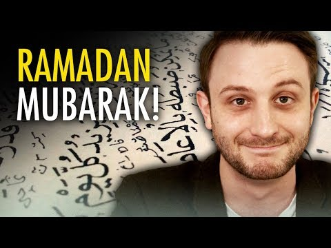 Jack Buckby's Very Special Ramadan Message