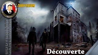 Survarium - Découverte Jeu FPS -  Pc Ultra 1080p60Fps