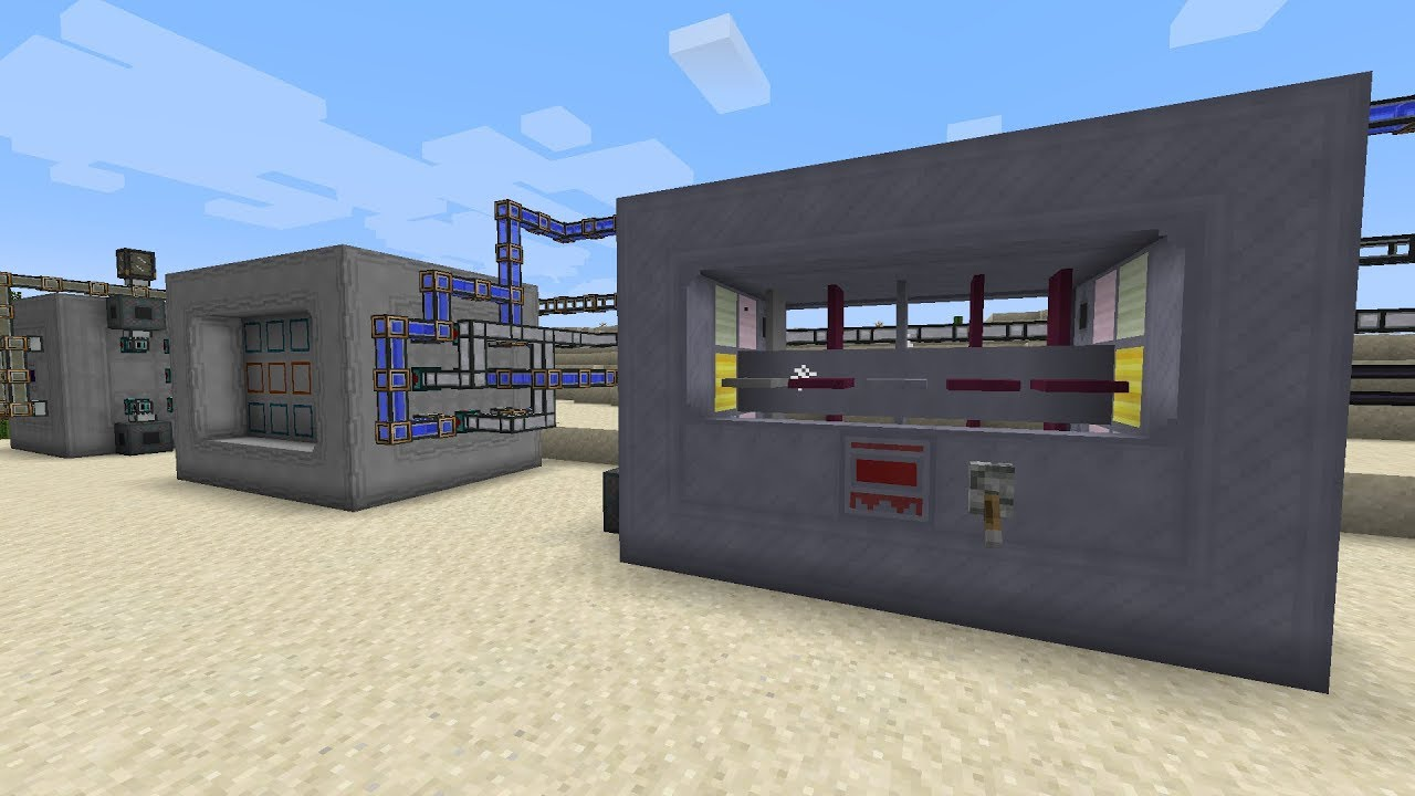 NuclearCraft Tutorial - Two-Stage Steam Turbine Cycle [1 12 2]