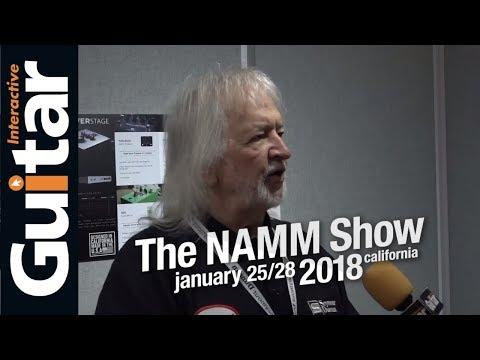 NAMM 2018   Seymour Duncan Interview