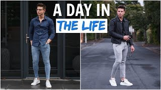 A Day In The Life Of A Men's Fashion Blogger