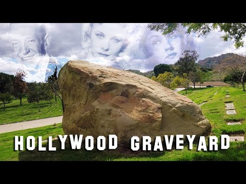 FAMOUS GRAVE TOUR  Oakwood Ginger Rogers, Fred Astaire, etc.