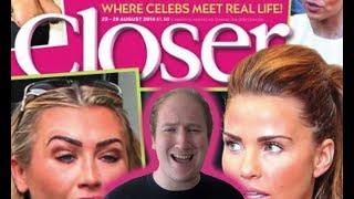 I LOVE Closer Magazine! | Celebrity Gossip!!!! Video