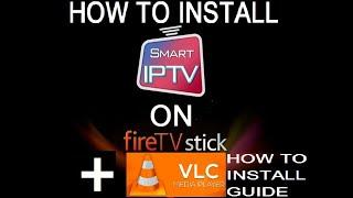 Cum sa Instalezi Smart IPTV pe Amazon Fire Stick  Fire TV VLC Media Player (ROMANIAN VERSION)