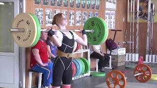 Первенство России по тяжёлой атлетике среди молодёжи