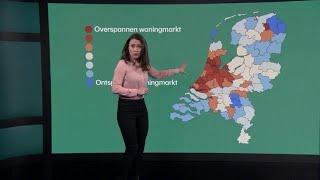 Vergeet de gekte: hier kun je nog wél een huis kopen - RTL Z NIEUWS