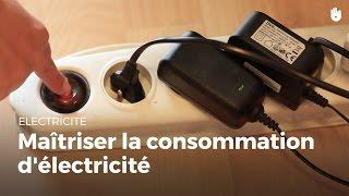 Comment limiter la consommation électrique à la maison | Électricité