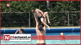 N24actueel - Zomerse sferen op vakantiepark Dierenbos in Vinkel