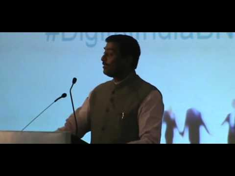 Bharat Niti Conference 'Digital India highway for Good Governance and Economic Growth'