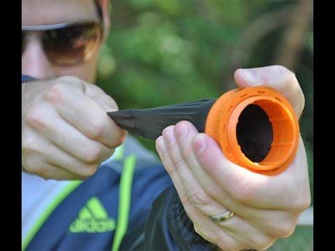 Как сделать стрелялку рогатку из
