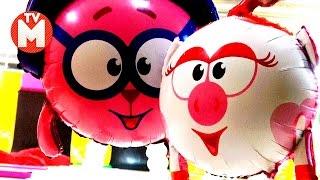 Видео для детей ДЕТСКИЙ РАЗВЛЕКАТЕЛЬНЫЙ ЦЕНТР Горки, батуты, бассейн с шариками, мягкие кубики(Детский развлекательный центр. Горки, батуты, бассейн с шариками, мягкие кубики. ВЛОГ Маганатик TV для детей...., 2016-02-20T21:29:07.000Z)