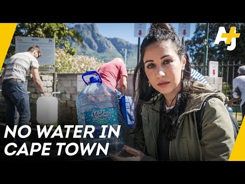 Cape Town Is Running Out Of Water | Direct From With Dena Takruri - AJ+