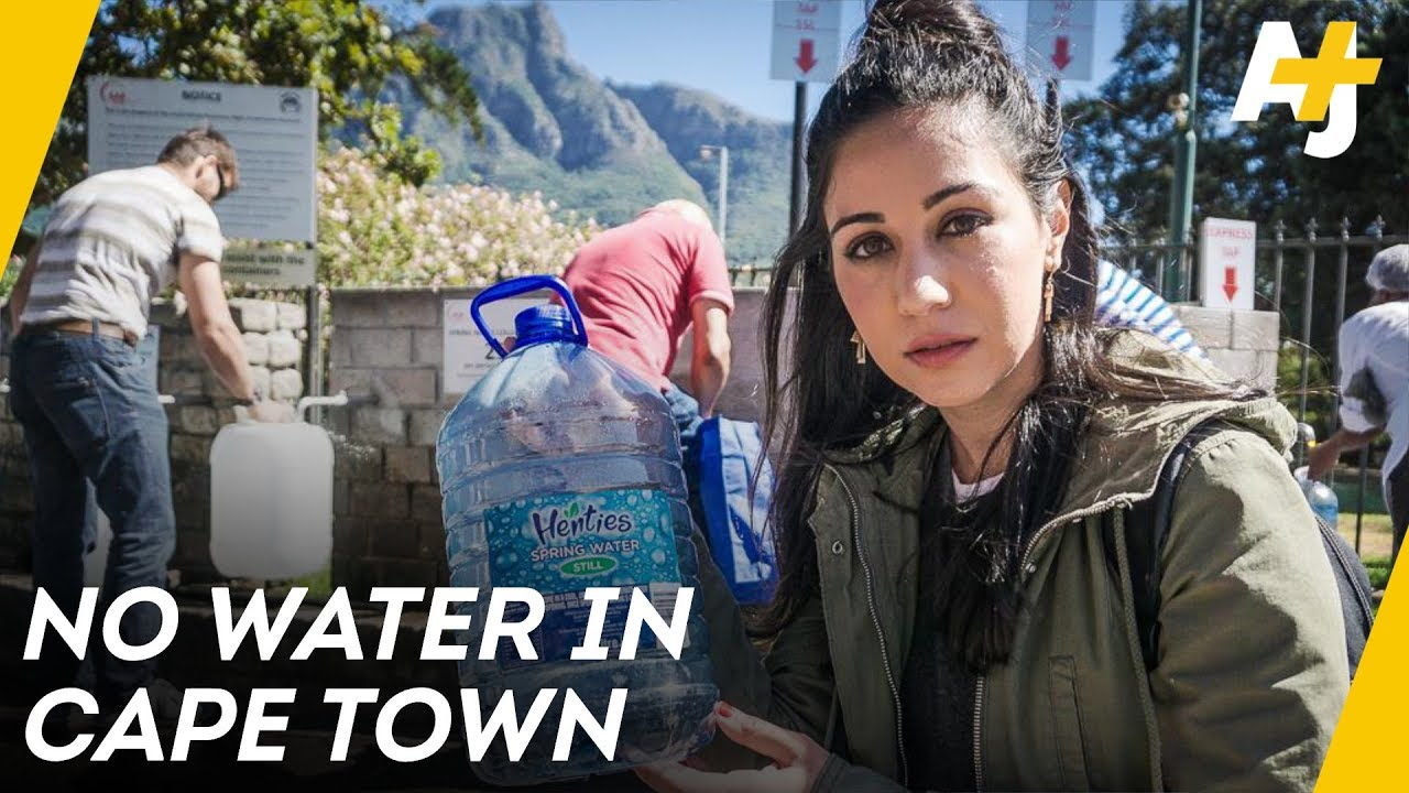 First City To Run Out Of Water? - The Cape Town Water Crisis | AJ+