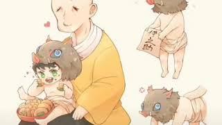 Khi kimetsu no yaiba qua tik tok #6 - Tomioka channel (tập này dài quá)