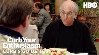 Social Etiquette w/ Larry David | Curb Your Enthusiasm (2017) | HBO