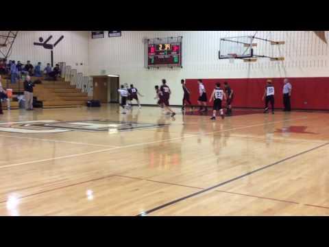 SMS vs. Dingman Delaware Middle School  ( No Shot )