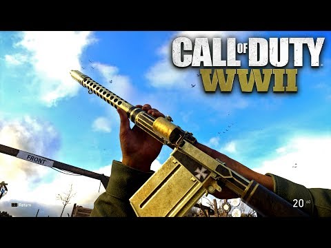 ROAD TO CHROME (GOLD FG 42) - UNLOCKING DIAMOND - WW2 Multiplayer Gameplay PS4 PRO