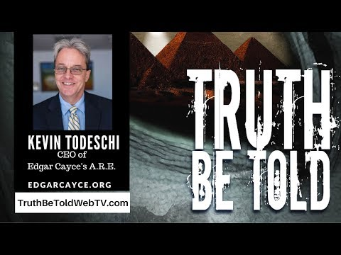 Kevin Todeschi on Edgar Cayce Prophecies and The Akashic Records
