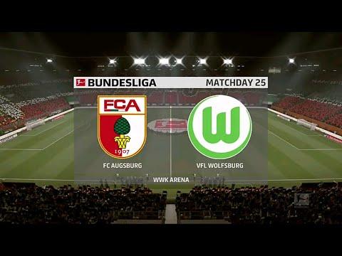 ⚽️ Augsburg Vs Wolfsburg ⚽️ | Bundesliga (16/05/2020) | Fifa 20