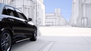Mercedes-Benz Safety Features — Intelligent Drive