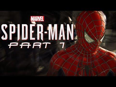 Marvel's Spider-man прохождение игры (SAM RAIMI STYLE) #1