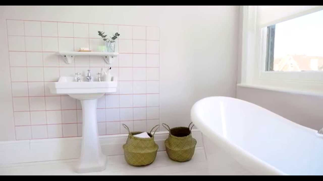 Dulux bathroom ideas - Bathroom Ideas Using Coral White Dulux
