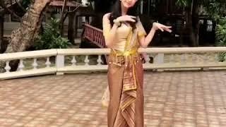 จินดาเมขลา ชิงชิง เทพสามฤดู เต้นปานามา 2