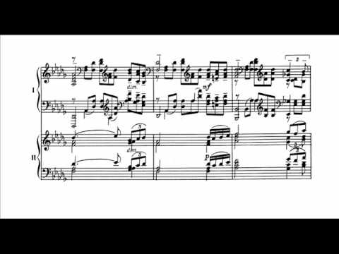 Rachmaninoff  Rhapsody on a Theme of Paganini, Op 43 Variation 18 Pennario