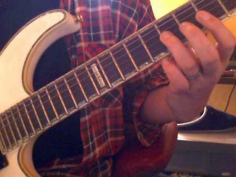 Lehrvideo! Wolfgang Petry - Wahnsinn Intro Gitarre