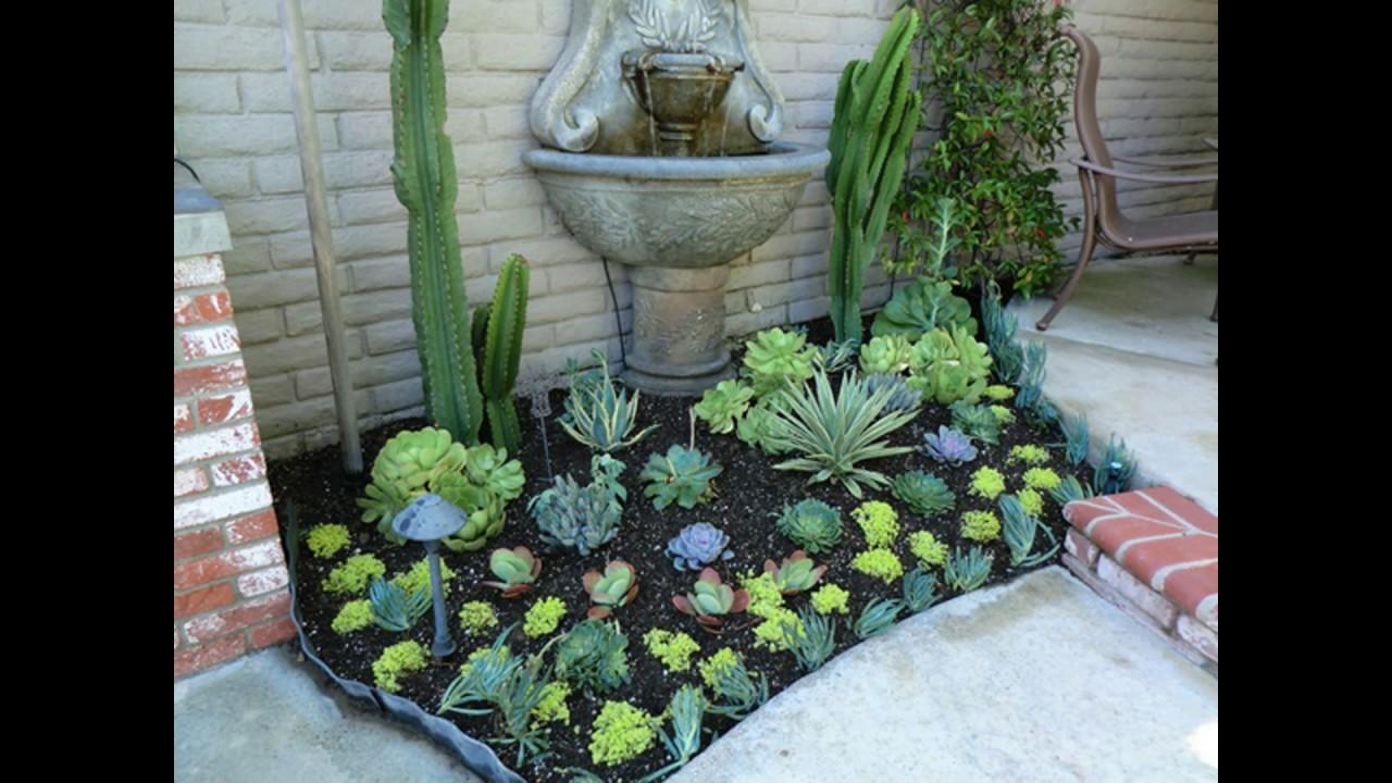 Modelos de jardins pequenos para inspirar se youtube for Jardines pequenos simples
