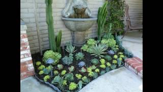 modelos de jardins pequenos para  inspirar -se !