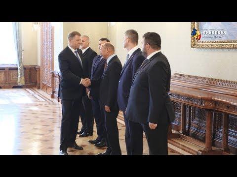 PMP, chemat la consultări de către preşedintele Klaus Iohannis