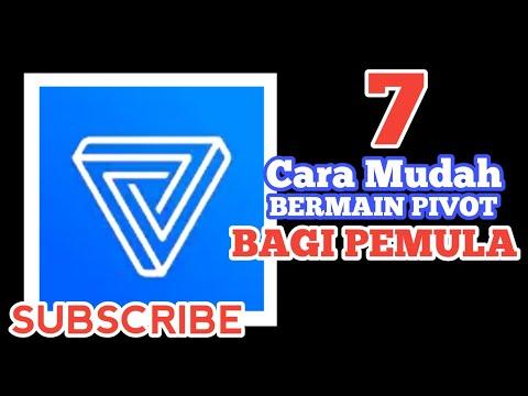 7 CARA MUDAH BERMAIN PIVOT UNTUK PEMULA❗️
