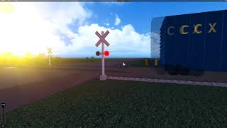 ROBLOX Rails Unlimited Railfanning Phase 3 5 Update edition!