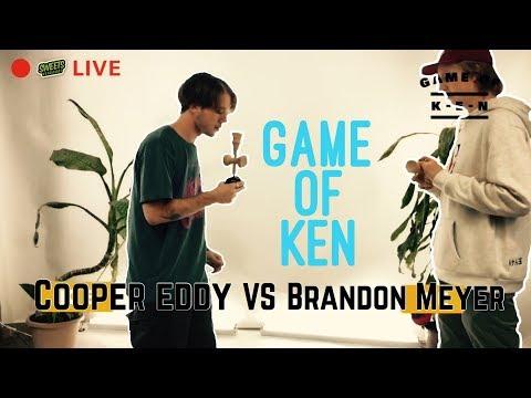 COOPER EDDY VS BRANDON MEYER | GAME OF KEN W/ The Sweets Sumos
