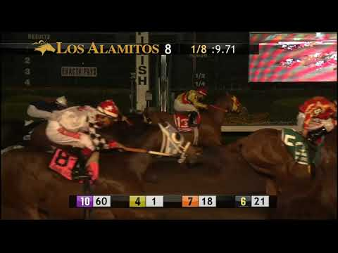 MR PYC TO YOU wins the Champion Of Champions from Los Alamitos 12-16-17