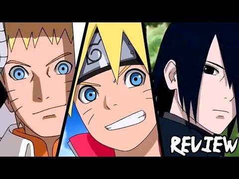 Boruto Naruto The Movie Review - Boruto Naruto La Película ¡El Héroe De La Nueva Generación!