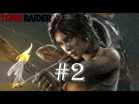 Tomb Raider - Walkthrough - Part 2 - Hunting (XBOX/PS3/PC)