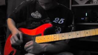 74 75 the connells guitar improvisation solo