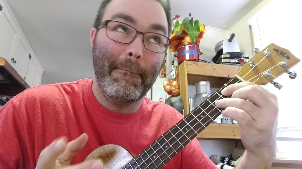 Scotch And Soda Chord Melody On Ukulele How To Youtube